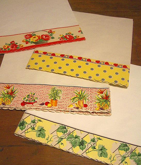Kitchen Shelf Liner Paper: Vintage Shelf Lining Paper