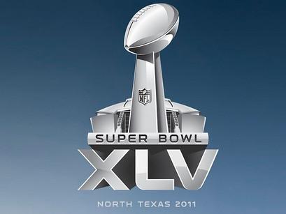 Super Bowl 45 Logo Super bowl xlv logo | ...