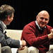 Danny Sullivan and Steve Ballmer, SMX West 2010 by lornaharris