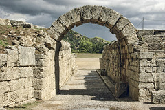 Olympia, Greece  2005