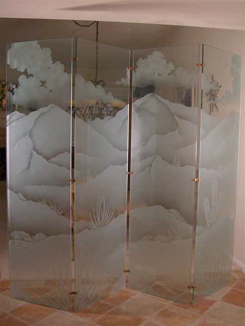 Flickriver photoset 39 glass partitions decorative glass panels etched carved 39 by sans - Decorative glass wall panels ...