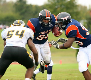 Virginia State University vs. Bowie State University