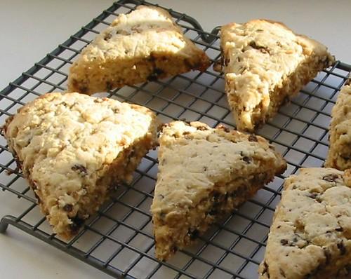 Experiential Baking: Scones