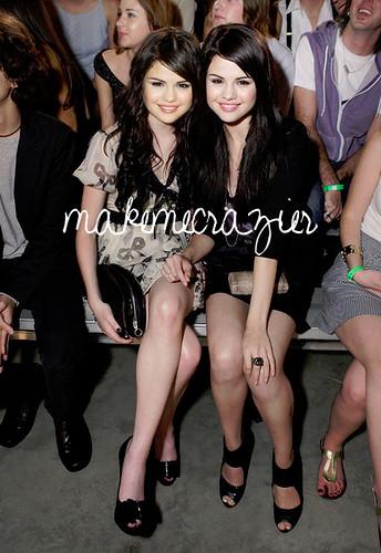 ♥ 004: Selena & Selena