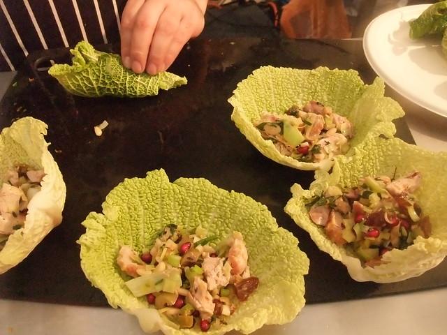 Steven Wallis interprets Azerbaijani cooking: pheasant dolmas ...