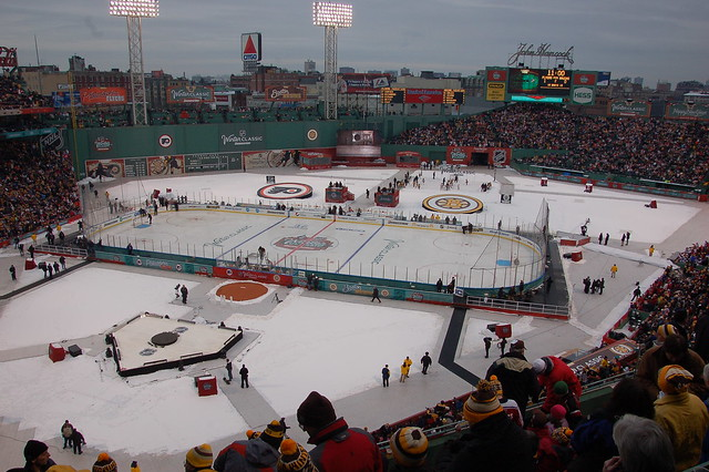 Winter Classic 2010 Stadium Photo