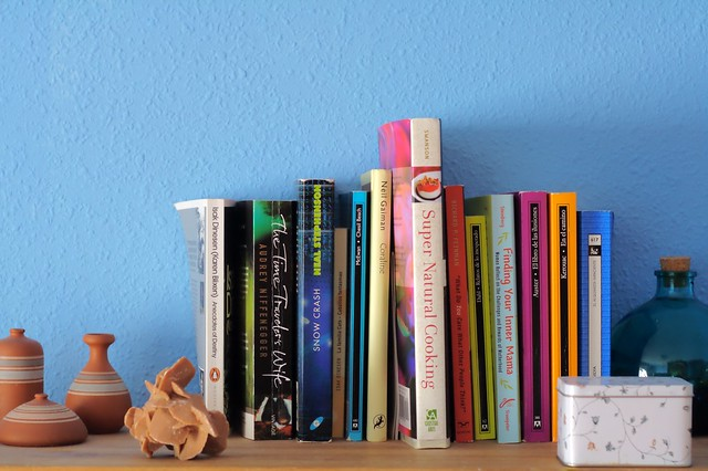 Mis libros de 2009