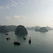 overlooking halong bay by guessica