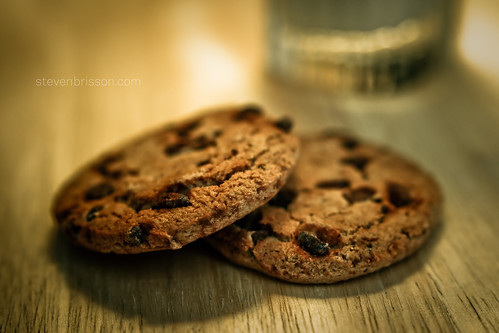 Broken cookies don't have calories. (Explore, #2)