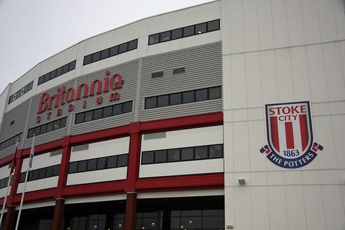 Stoke City FC V Arsenal 06