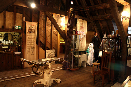 Old Operating Theatre Museum 手術博物館