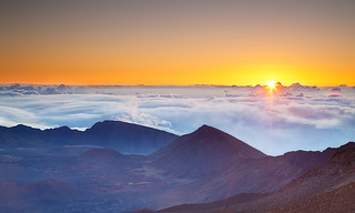 Mt. Haleakala Views
