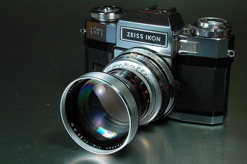Contaflex Super BC  Pro-Tessar 4/85