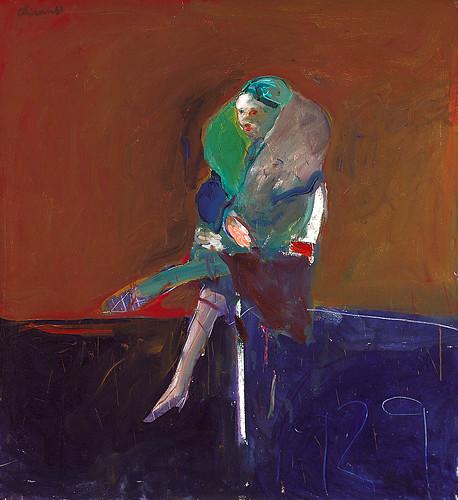 Nathan Oliveira: Nineteen Twenty-Nine, 1961