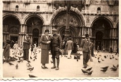 Uncle Joe - St. Mark's Basilica Photo