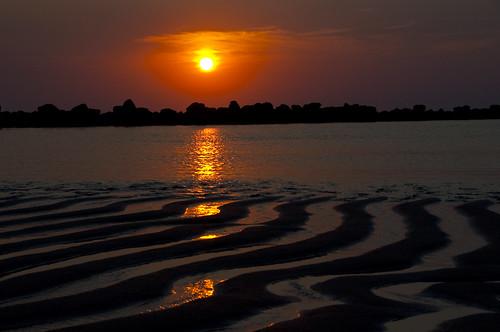 sunset sun sol beach atardecer salvador salinitas mywinners