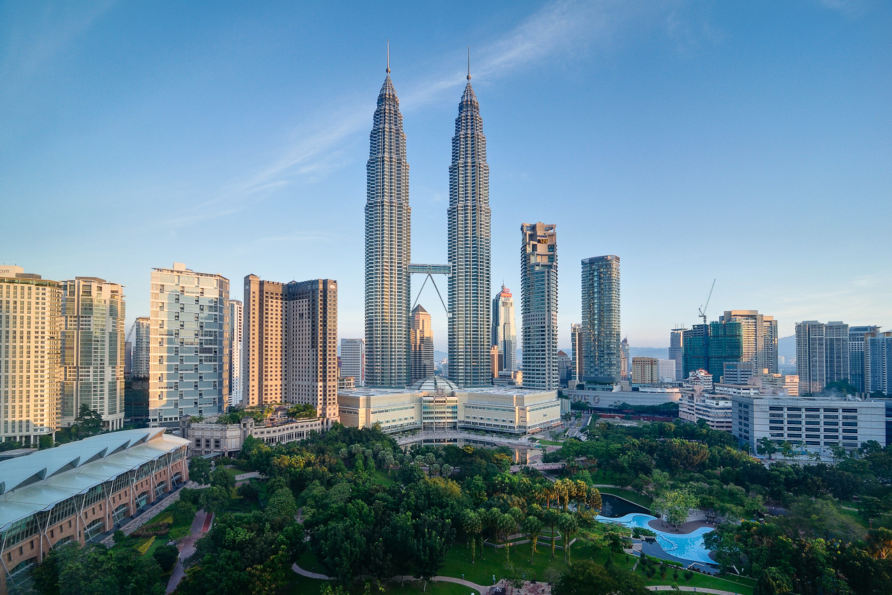 Constructions around klcc latest panos pictures and for Home wallpaper kuala lumpur