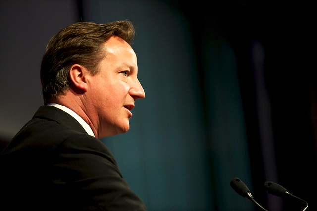 Prime Minister David Cameron, speaking at the opening of the GAVI Alliance immunisations pledging conference