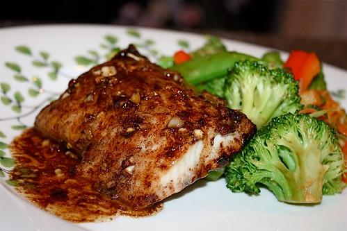 Baked asian 5 spice mahi mahi for How to cook mahi mahi fish