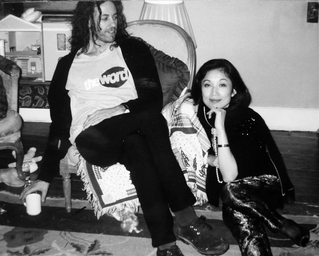 Ayako and Bob