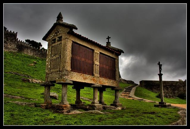Cabazo, Cabaceiro, Cabaceira, Canastro...(HDR)