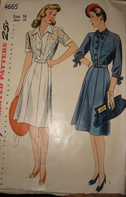 PATTERNS 1940s