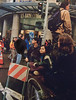 WTO Protest with Kalea, Dominic and Emily Jo, Seattle, November 30th 1999 by Michael Holden