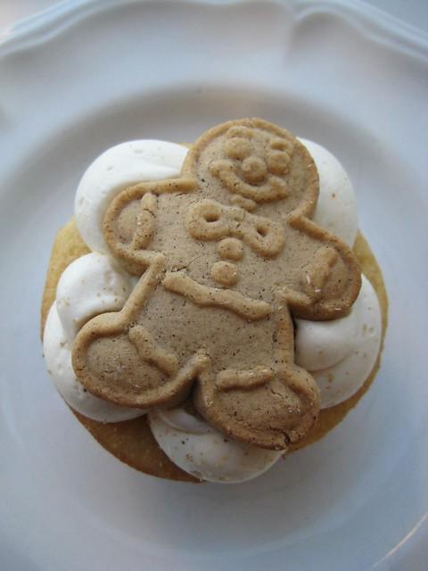 Eggnog cupcakes | Flickr - Photo Sharing!