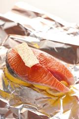 salmon, fish, lox, food, dish, cuisine, smoked salmon,