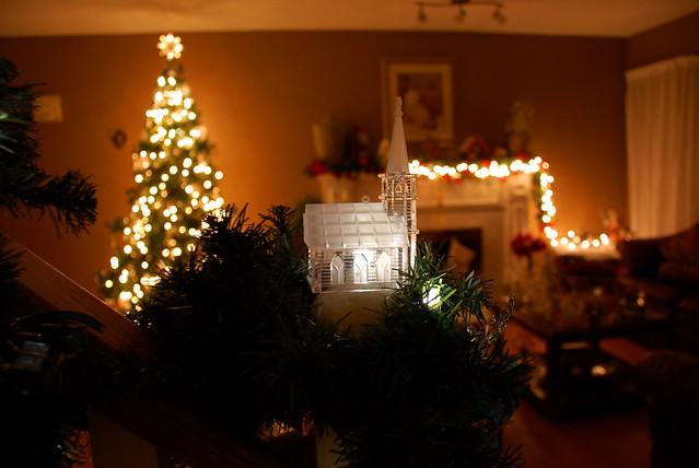 Arredamento a tema: il Natale esplode in casa