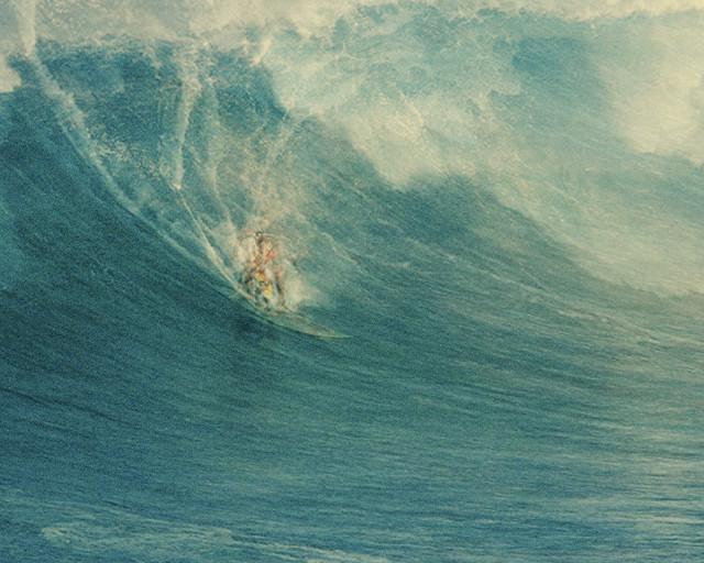 Big Surf at Jaws