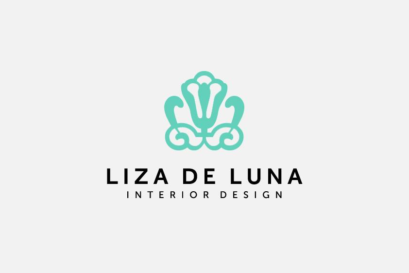 Liza de Luna Logo Design | Flickr - Photo Sharing!