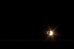 Minor Solar Eclipse