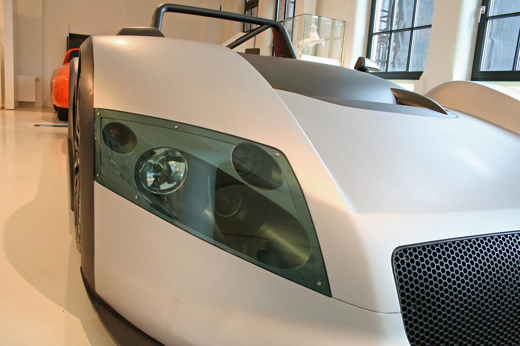 AUDI R8R LMP Prototype by Andrey Belenko, on Flickr