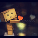 Danbo has caught a heart for you! by chai*