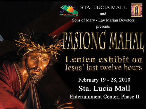 Lenten Exhibit