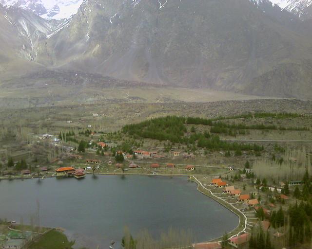 Shangrila Resort - Skardu