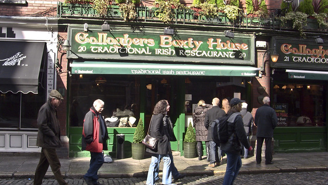 Gallaghers Boxty House In Temple Bar