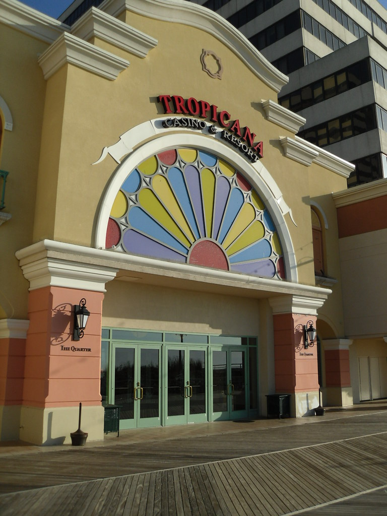Casino At The Tropicana Resort Atlantic City