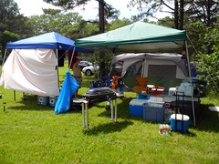 canopy, tent, camping,