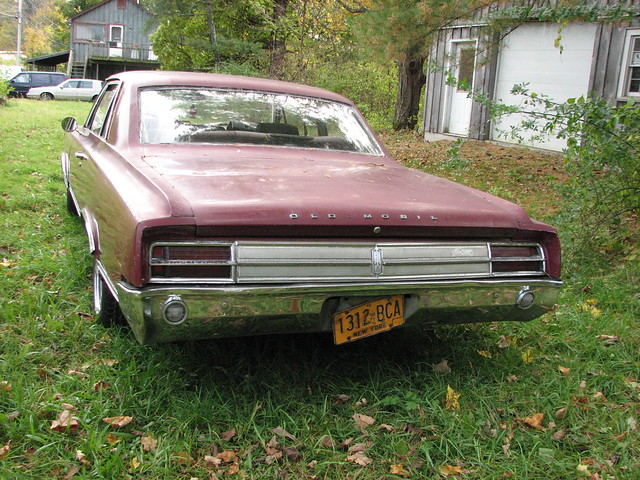 65 oldsmobile f85
