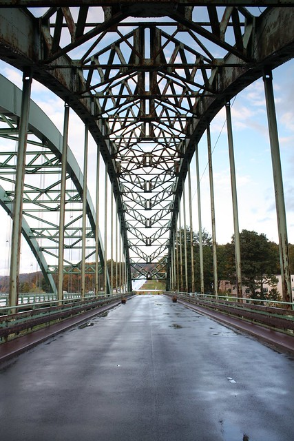 Chesterfield-Brattleboro Steel Arch Bridge