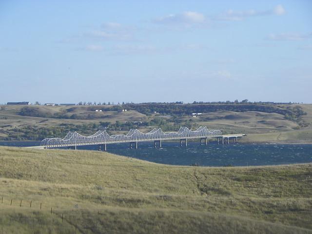 Bridge Across Lake Oahe Flickr Photo Sharing
