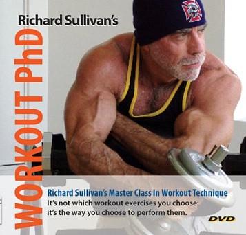 Richard Sullivan's DVD Workout PhD for strength training.