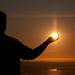 Holding the Sun by KayVee.INC