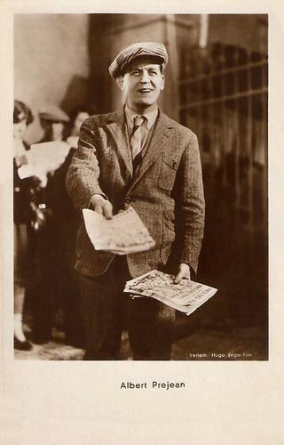 Albert Préjean