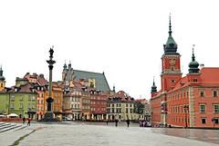 Plac Zamkowy (Castle Square)