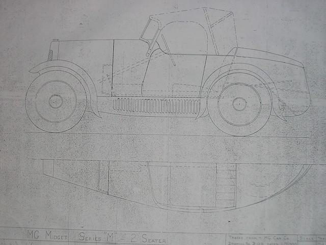 fake drawings mg m type drawings pre war minor network forum