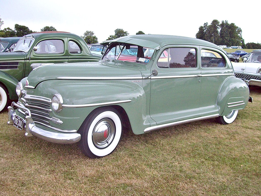 291 plymouth special deluxe sedan 1948 a photo on. Black Bedroom Furniture Sets. Home Design Ideas