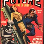 Captain Future (with a Short History of Science Fiction Magazines)
